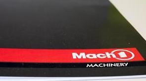 MACH1 MACHINERY  MOVES UP A GEAR